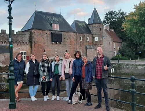 06.10.2021 – 08.10.2021 Jobshadowing Amersfoort